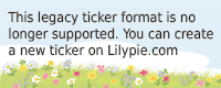 Lilypie cycle de 21-37 jours Ticker